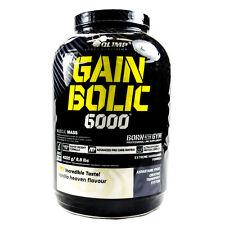 Olimp Gain Bolic 6000 (9,14€/kg), Mass Weight Gainer, 3,5kg Dose