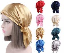 Ramadan Muslim Women Ruffle Chemo Hat Beanie Scarf Turban Head Wrap Cap Amira