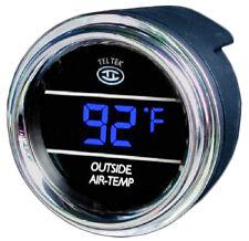 Outside Air Temperature TelTek Blue Gauge Kenworth 2005 & Older