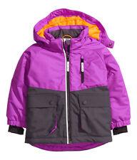 H&M Winterjacke / Skijacke / Funktionsjacke  Gr. 104 - 128  *2 Farben* *NEU!*