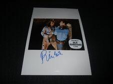 """PIERRE BRICE (+ '15) signed Autogramm auf 20x30 cm """"WINNETOU"""" Foto InPerson LOOK"""