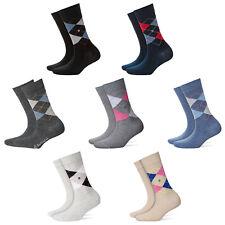 Burlington 2 Pair Women's Socks Everyday - Mix Cotton - One Size 36-41 (3.5-7