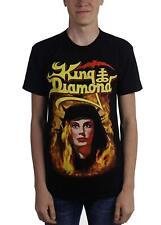 Authentic KING DIAMOND Fatal Portrait T-Shirt S-2XL Black NEW