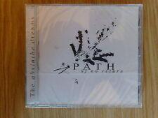 PATH OF NO RETURN - THE ABSINTHE DREAMS - CD NUOVO SIGILLATO (SEALED)