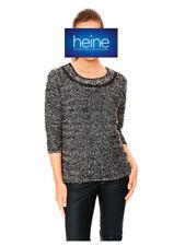 Pullover, Travel Couture by Heine. Schwarz. NEU!!! KP 39,90 € SALE%%%