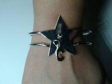 bracciale personalizzato con la tua iniziale picc regolabile letter bracelet in