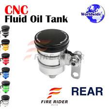 FRW 6C CNC Fluid Reservoir Rear Brake For Honda CBR600RR 03-04 03 04