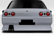 Duraflex R32 2dr Type U Rear Bumper Body Kit 1 Pc For Nissan Skyline 8