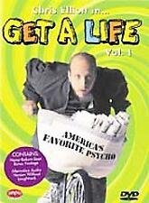 Get A Life (DVD, 2000) Chris Elliott - Brian Doyle-Murray - BRAND NEW! FAST SHIP