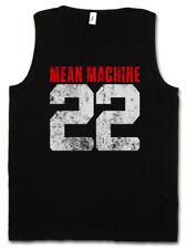 Mean Machine 22 Tank Top the longest yard la härsteste milla juego sin reglas