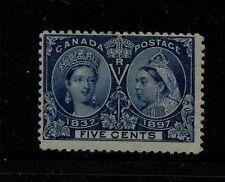 Canada  57     Mint    catalog $120.00  RL1207-83