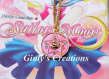 Collana SAILOR MOON scettri e spille delle serie di Sailor Moon Chibiusa manga