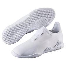 Puma Evolution Mostro Men`s Sneakers - Puma White-Puma White-Puma White