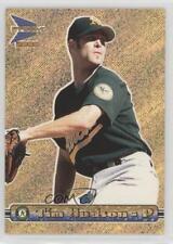 2000 Pacific Prism Gold Rapture #107 Tim Hudson Oakland Athletics Baseball Card