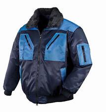 teXXor OSLO Pilotenjacke 4in1-Jacke marine/kornblau Arbeitsjacke Winterjacke
