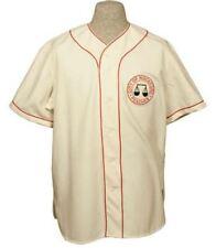 Jimmy Dugan Rockford Peaches Baseball Jersey Stitch New Free Ship