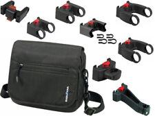 Rixen u. Kaul Klickfix Fahrrad Lenkertasche Smart Bag Touch schwarz