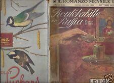 ROMANZO MENSILE-OTTOBRE 1915-GASTON LEROUX-ORIGINALE-SM55
