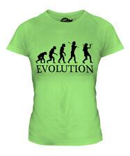 Crimen Y Misterio Evolución Señoras Camiseta Camiseta Top Regalo asesino mujeres
