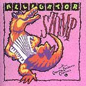 Alligator Stomp: Cajun & Zydeco Classics (CD, 1990 Rhino) Queen Ida/Chenier...