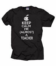 Gift For Future Teacher T-Shirt Almost A Teacher Tee Shirt Back To School