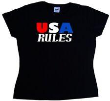 T-shirt femme USA règles