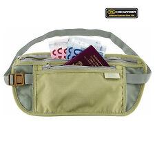 Mens Ladies Travel Money Bag Waist Money Utility Passport Bag Day Pack Air Belt