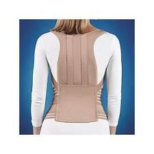FLA Soft Form Posture Control Brace Correct Poor Posture Holds Shoulders Back