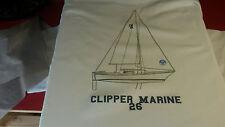 Clipper Marine 26 T-Shirts