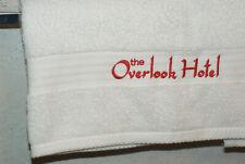 Overlook Hotel Towel Redrum Shining Jack Nicholson Stanley Kubrick Stephen King