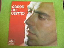 LP CARLOS DO CARMO-TECLA-TES 6007- PORT PRESS