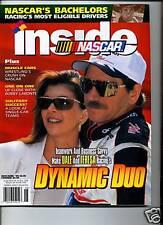 INSIDE NASCAR MAG. MAY/JUN '99 DYNAMIC DUO