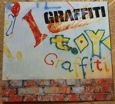 GRAFFITI - S/T 1993 BIRD FOX TOP RARE LESSDRESS SYNDIA KLAATU ZIYO LOMBARD IRA