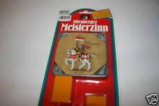 Nürnberger Meisterzinn Gießform Reiter mit Lanze 1305