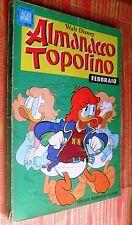 ALMANACCO TOPOLINO  1968 N°  2 -MOLTO BUONO