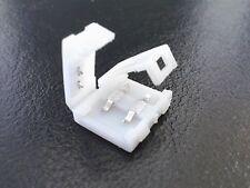 2 PC CONNECTEUR HOUSING 5050 2 PIN POUR BANDES LED STRIP SMD CONNEXION V-TAC