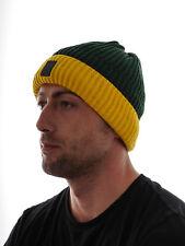 Brunotti bonnet tricoté Bonnet d'hiver Kardu vert Logo Polaire