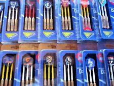 AFL DARTS SET - All Teams - Officially Licensed  - 24g Brass Darts + Flights