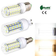 LED Corn Light E27 E14 E12 B22 G9 GU10 Bulb 5730 SMD Energy Saving Lighting Bulb