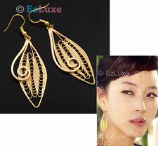 Korean drama Couple Trouble Palace Gold Drop Earrings Princess Hours Yun Eun Hye