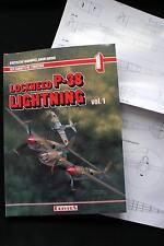 LES CARNETS DE L'AVIATION LOCKHEED P-38 LIGHTNING VOL.1