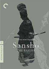 DVD: Sansho the Bailiff (The Criterion Collection), Kenji Mizoguchi. Good Cond.: