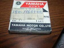 NOS Yamaha YA6 Standard Piston Rings 150-11601-00