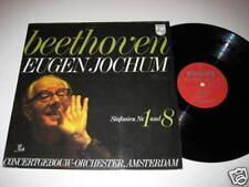 LP/BEETHOVEN/JOCHUM/Sinfonien Nr.1 + 8/Philips 6500 087