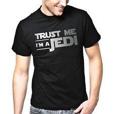 Trust Me I'm a Jedi | Star Wars Satire | Parodie | Kult | Fun | S-XXL T-Shirt