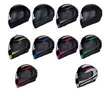 2018 Z1R Jackal Helmet DOT Motorcycle Helmet Full Face - Pick Size / Color