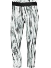 New Womens Ladies PUMA 3/4 Leggings Bottoms Pants - Running Fitness  - Black