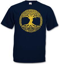 T-shirt Yggdrasil LOGO IV-arsenico Celtic Irminsul THOR S M L XL XXL XXXL T-shirt