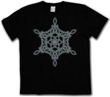 CELTIC KNOT LOGO SIGN XIV T-SHIRT Kelten Knoten keltisch Kreuz Tattoo Tribal