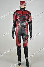 "Daredevil Matthew Michael ""Matt"" Murdock Cosplay Costume Halloween Uniform Cool"